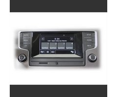 "Kufatec - VW Radio ""Composition Touch"" - Original VW radio til Golf VII"