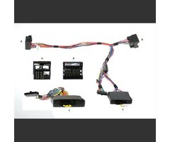 Kram Audio2car (CK/MKi/Mini/Tablet). Audi (2010 -->) m/Audi Sound System