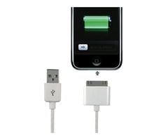 Caliber iPod kabel USB til iPod/iPhone