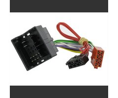 Connects2 ISO-adapter Audi A1 (2010-->)