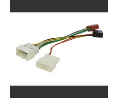 Connects2 ISO-adapter, Se egen liste Dacia (2012-->)