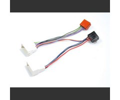 Connects2 ISO-adapter, Se egen liste Hyundai (2009 -->)