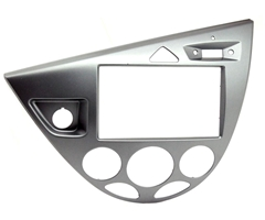 Connects2 Premium monteringsramme 2-DIN Ford Focus (1998 - 2004) Sølv