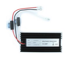 Connects2 24v til 12v inverter 15A