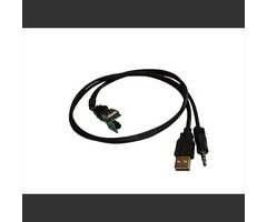 Connects2 USB integrasjons sett - Nissan Qashqai (2014 -->)