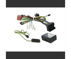 Connects2 Rattfjernkontroll interface Ford Mondeo/S-Max (2004->) m/ryggesensor