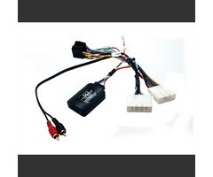 Connects2 Rattfjernkontroll interface Nissan Qashqai (2014-->)