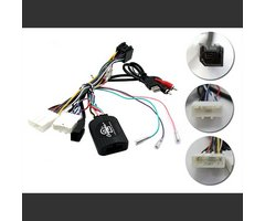 Connects2 Rattfj. interface m/usb/aux - Nissan Qashqai/X-Trail (2014-->)