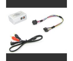 Connects2 AUX interface Jaguar S - Type (1998 -->)