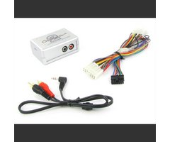 Connects2 AUX interface Toyota/Lexus (2003 -->)