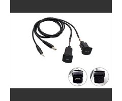 Connects2 USB integrasjons sett - VW Polo (2015 -->)