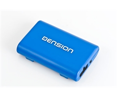 Dension Gateway Lite BT (A2DP) - Renault VDO/Tunerlist/Updatelist/Cabasse