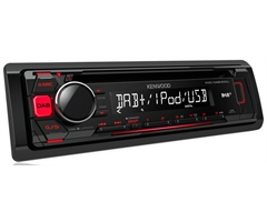 Kenwood KDCDAB400U CD RADIO DAB USB/IPHONE