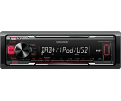 Kenwood KMMDAB403 MediaReceiver (uten CD)