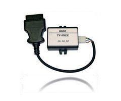 CAS Video in motion interface Audi m/MMI 2G (CAN-BUS)